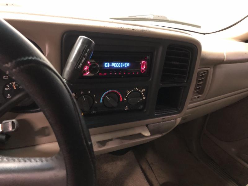 Chevrolet Tahoe 2001 price $6,000