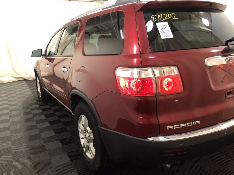 GMC ACADIA, W/ 3RD ROW SEAT 2011 price $7,000
