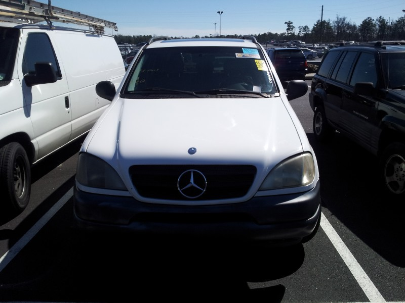 Mercedes-Benz M-Class 1998 price $3,000 Cash