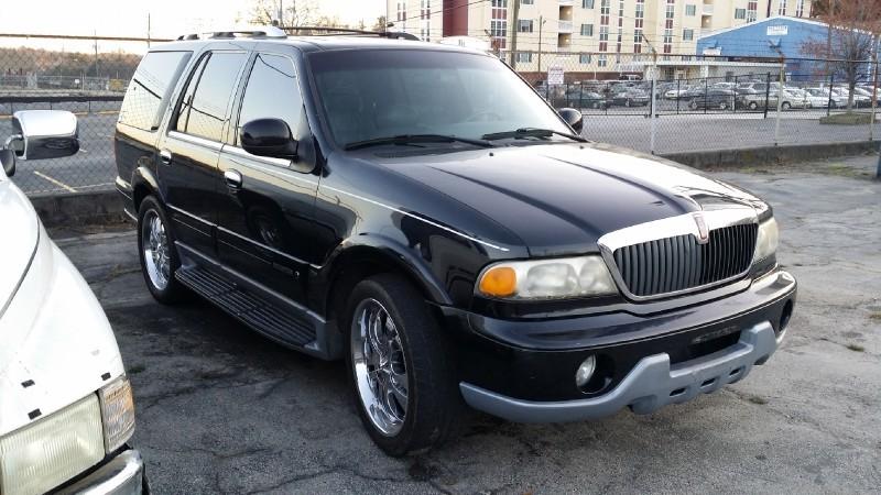 Lincoln Navigator, W/ 3RD ROW SEAT 2000 price $3,500