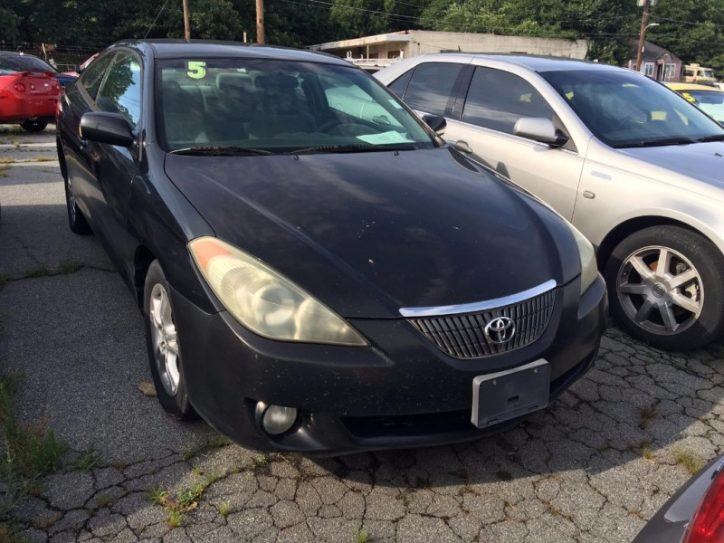 Toyota Camry Solara 2005 price $4,000