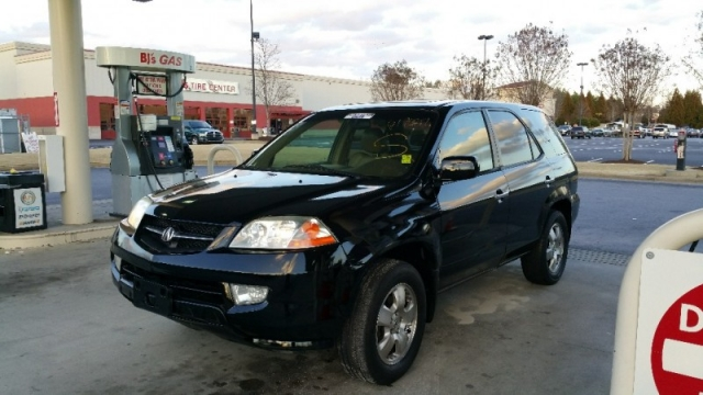 2003 Acura MDX, 3RD ROW SEAT