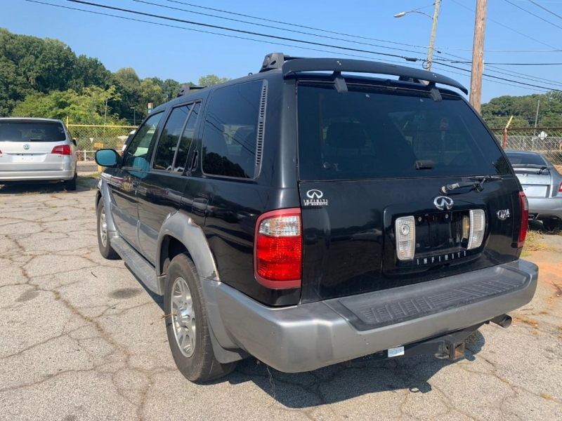 Infiniti QX4 2001 price $4,000 Cash