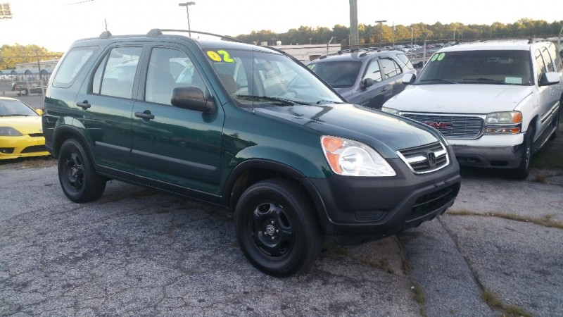 Honda CR-V 2002 price $3,500 Cash