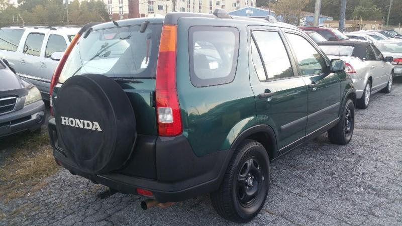 Honda CR-V 2002 price $3,000 Cash