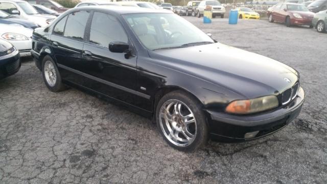 1999 BMW 5 Series, MANUAL TRANS