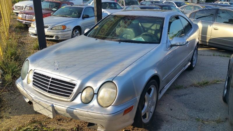 Mercedes-Benz CLK-Class 2002 price $4,000