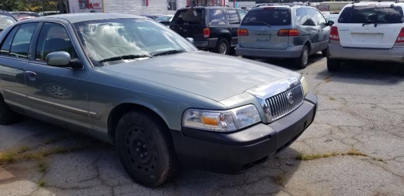 Mercury Grand Marquis 2006 price $4,000