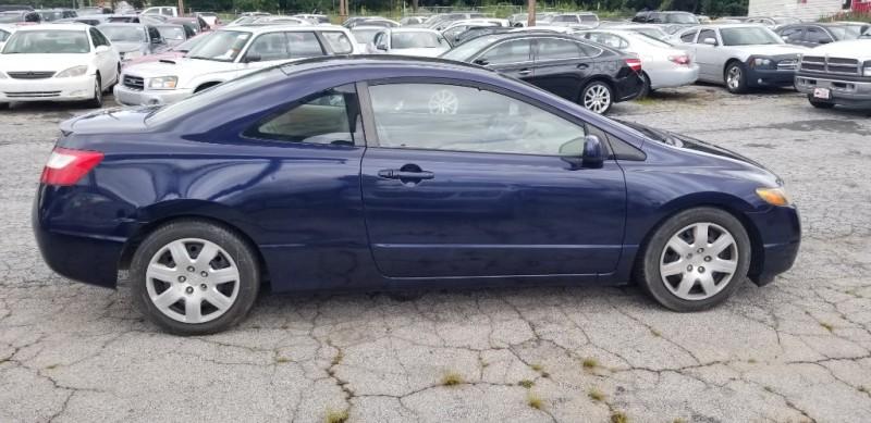 Honda Civic Cpe 2006 price $4,500 Cash