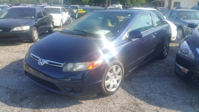 2006 Honda Civic Cpe LX AT