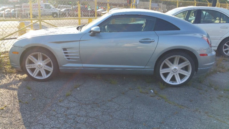 Chrysler Crossfire 2004 price $4,000 Cash