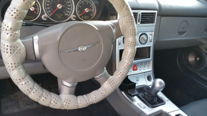 Chrysler Crossfire 2004 price $4,000 Cash