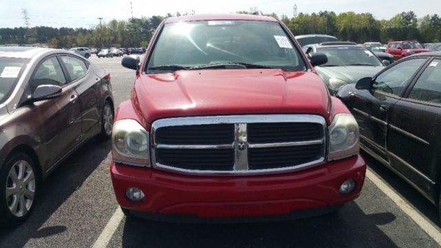 2006 Dodge Durango, 3RD ROW SEAT