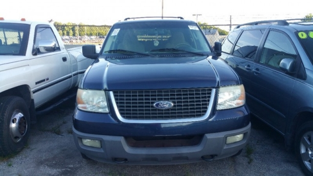 2003 Ford Expedition, 3RD ROW SEAT