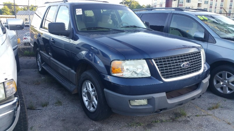 Ford Expedition, 3RD ROW SEAT 2003 price $4,500