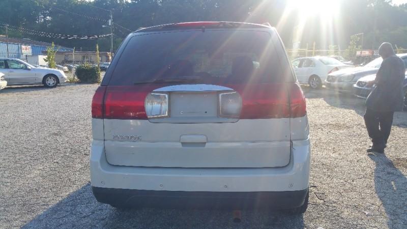 Buick Rendezvous, 3RD ROW SEAT 2007 price $4,000