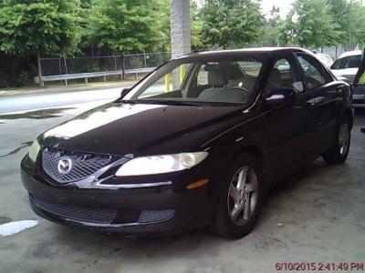 2003 Mazda Mazda6 i Auto 4cyl