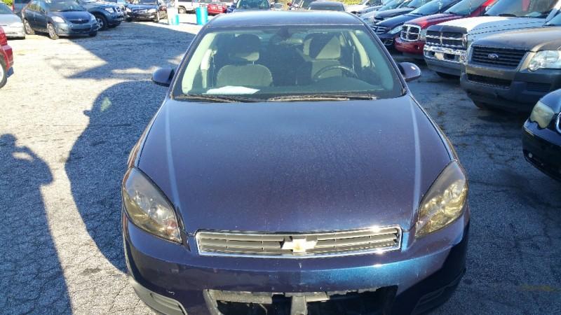 Chevrolet Impala 2011 price $7,500