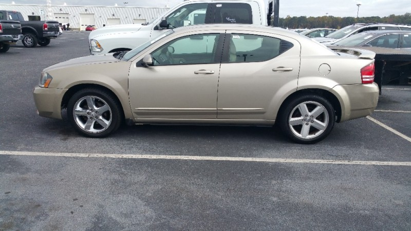 Dodge Avenger R/T, W/ LEATHER SEATS 2008 price $5,500