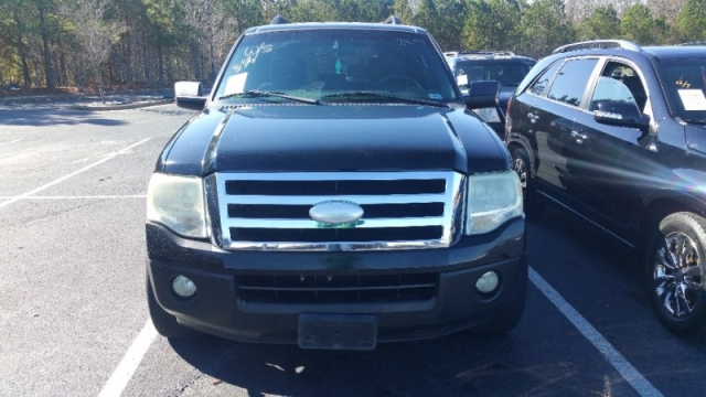 2007 Ford Expedition, W/ 3RD ROW SEAT