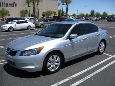 2008 Honda Accord I4 Auto EX