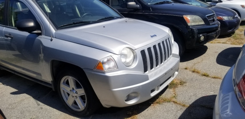 Jeep Compass 2007 price $4,000