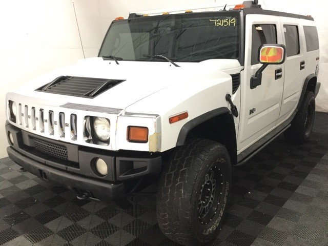 Hummer H2 2005 price $17,000