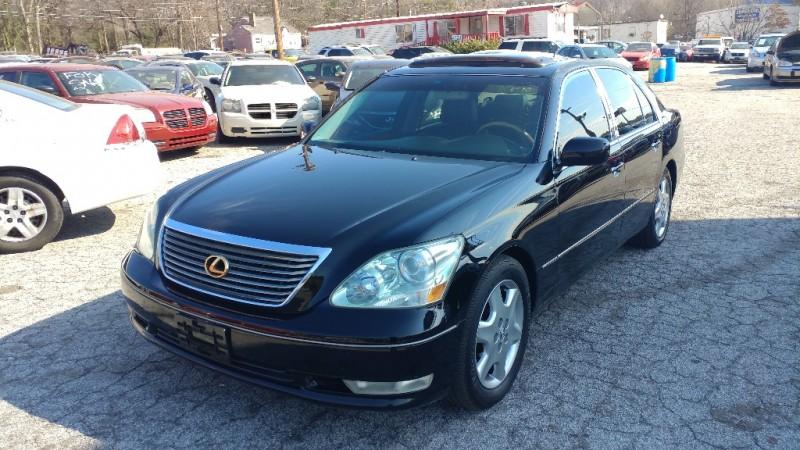Lexus LS 430 2005 price $6,000