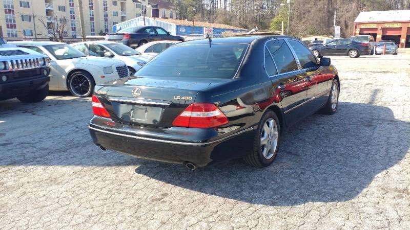 Lexus LS 430 2005 price $7,500