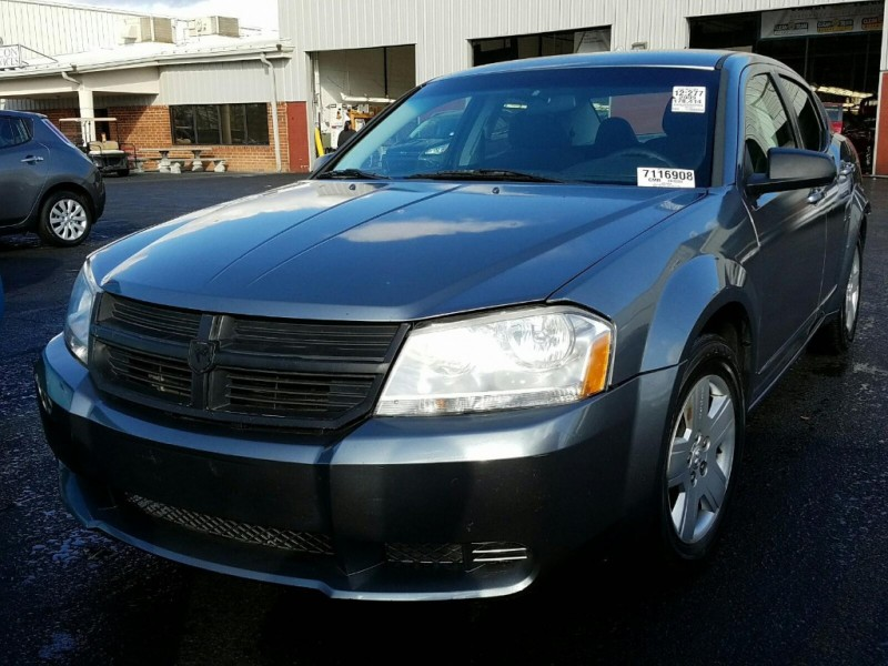 Dodge Avenger 2009 price $4,000