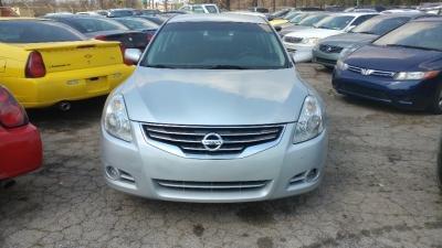 2011 Nissan Altima I4 CVT 2.5