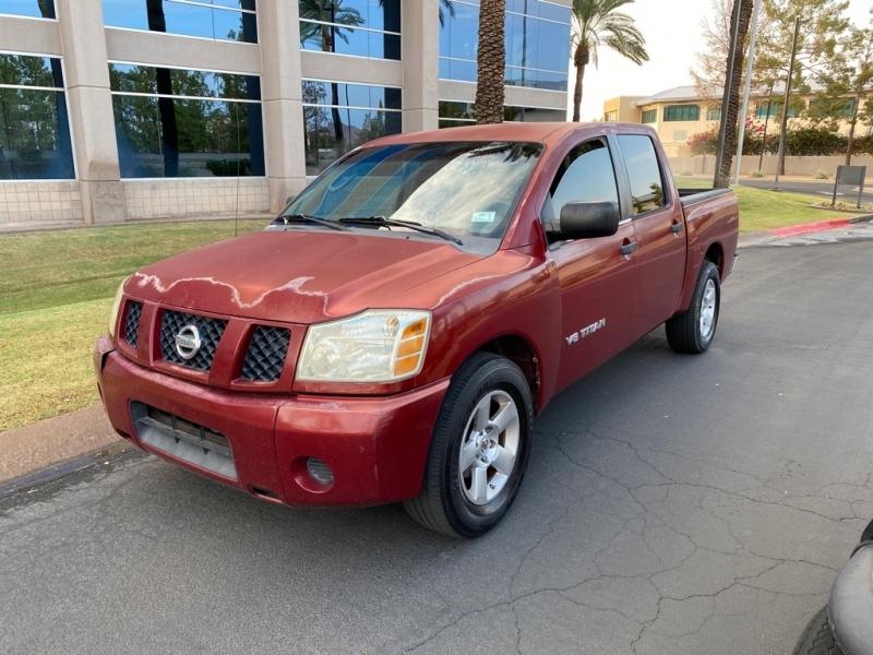 2006 Nissan Titan XE Crew Cab 2WD