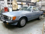 Mercedes-Benz 560 Series 1986