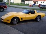 Chevrolet Corvette 1980