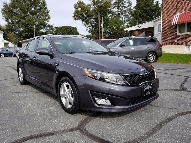 Kia Optima 2015 price $13,900