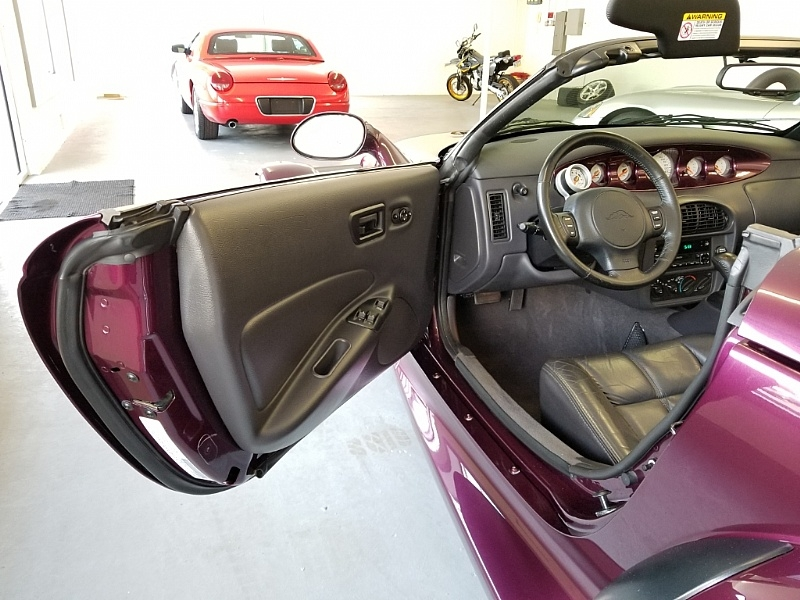 Plymouth Prowler 1997 price $26,900