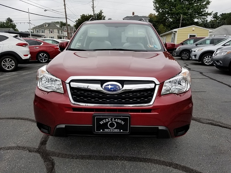 Subaru Forester 2015 price $18,900