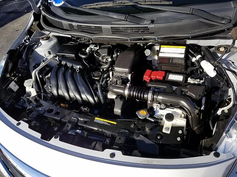 Nissan Versa Sedan 2017 price $11,900