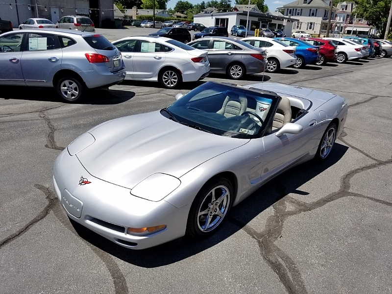 Chevrolet Corvette 1998 price $17,900