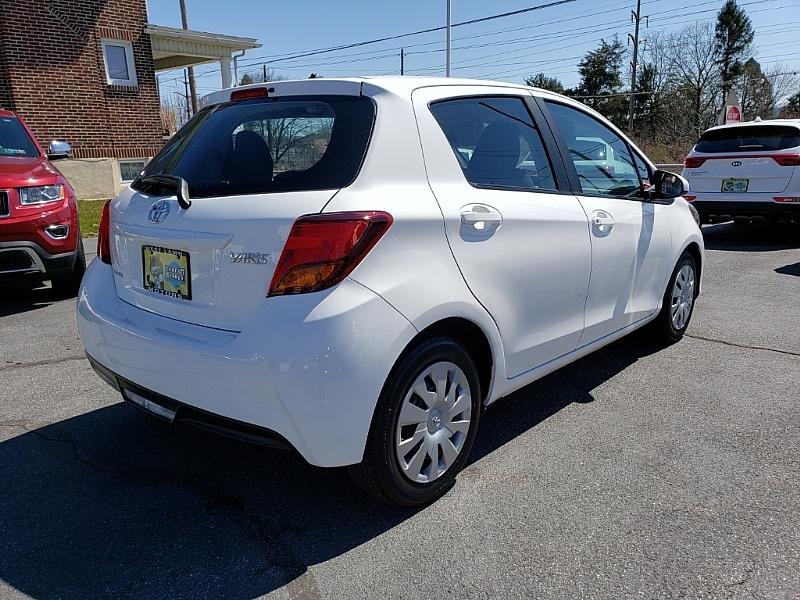 Toyota Yaris 2017 price $11,900