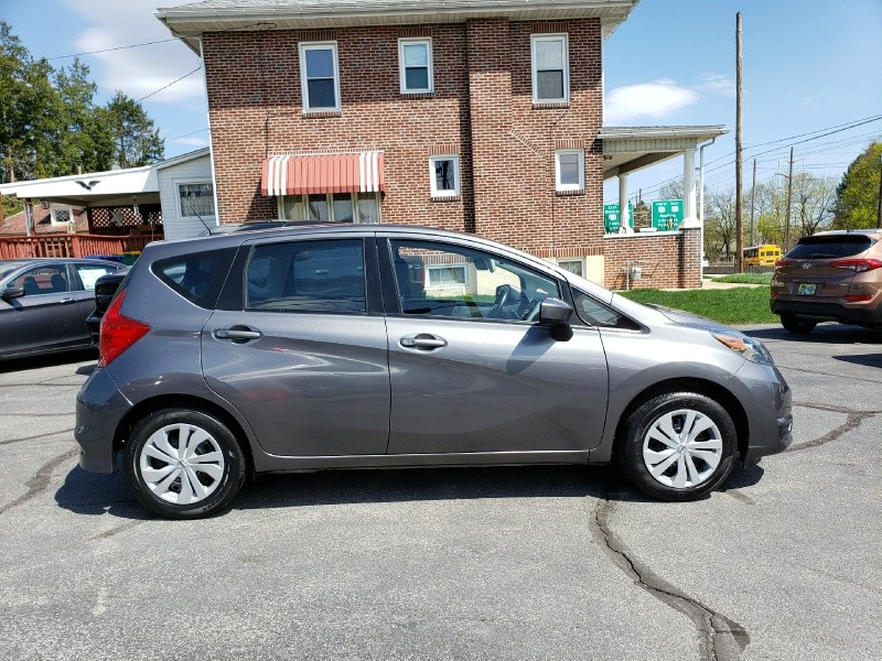 Nissan Versa Note 2017 price $11,900