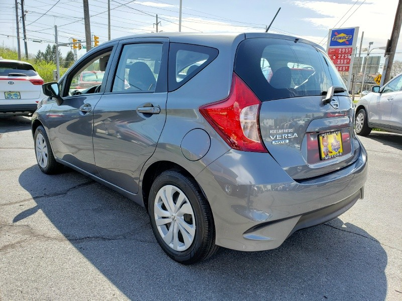 Nissan Versa Note 2017 price $10,900
