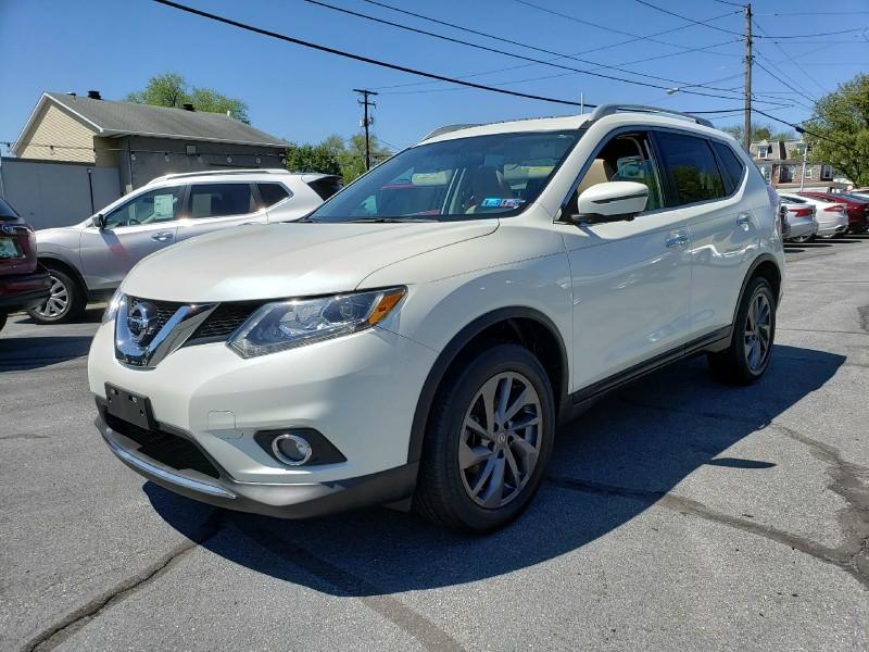 Nissan Rogue 2016 price $22,900