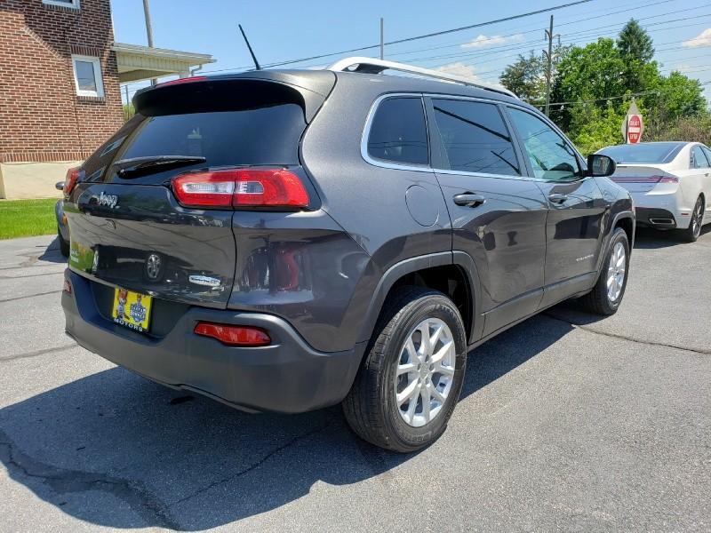 Jeep Cherokee 2015 price $17,900