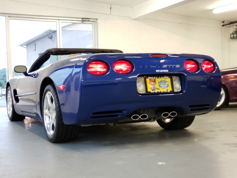 Chevrolet Corvette 2003 price $26,900