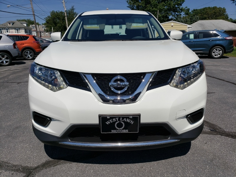 Nissan Rogue 2016 price $16,900