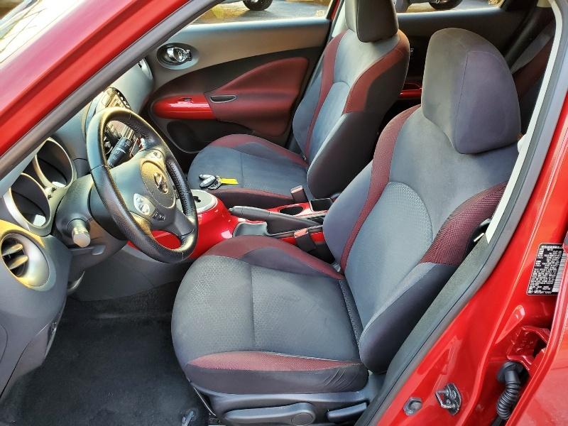 Nissan JUKE 2014 price $11,900