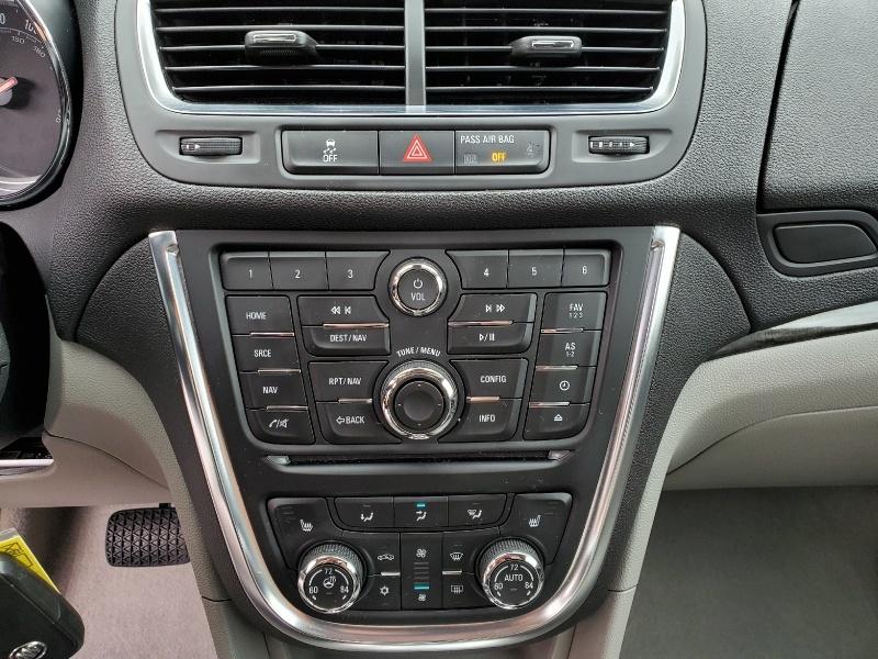 Buick Encore 2016 price $19,900