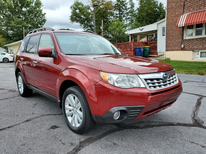 Subaru Forester 2012 price $9,995