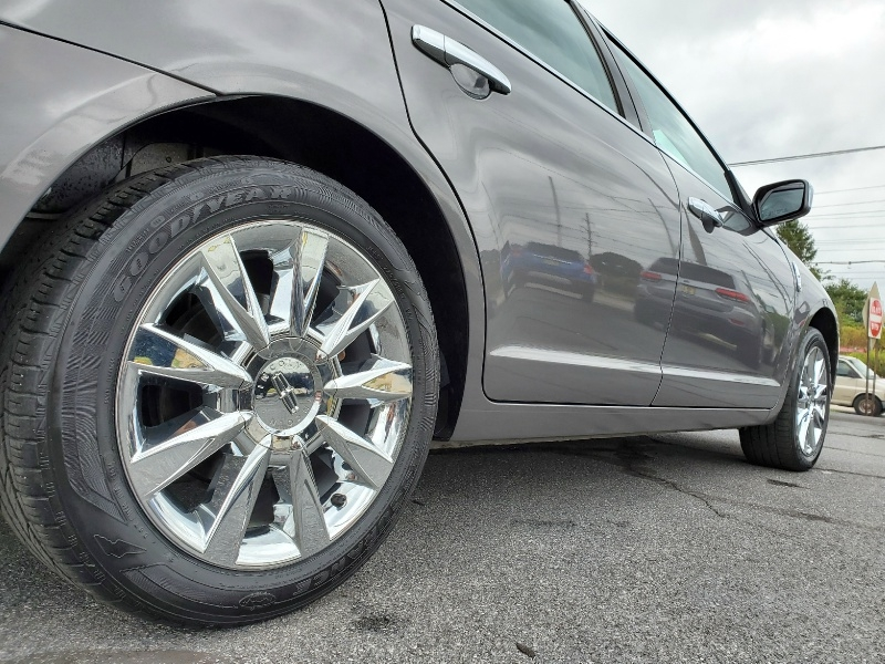 Lincoln MKZ 2012 price $9,995